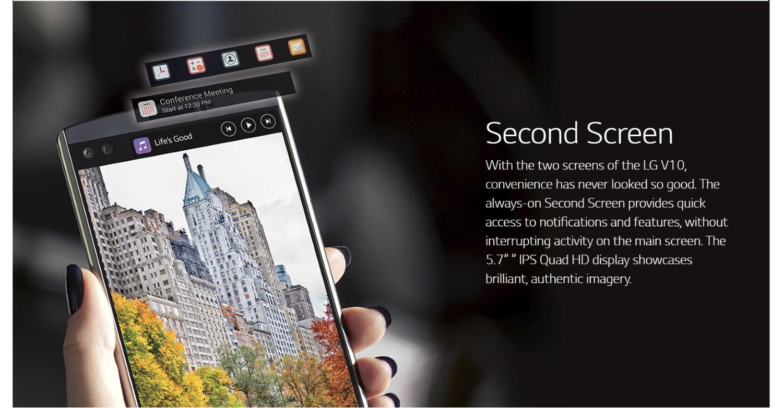 Wholesale LG V10 VS990 BLACK 4G LTE VERIZON / PAGEPLUS Cell