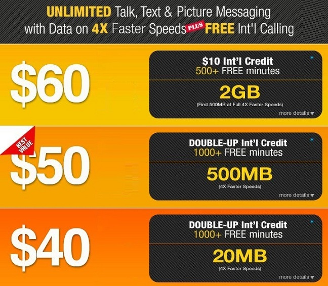 h20 wireless prepaid sim card starter kit nationwide 3g 4g coverage on largest gsm network - Prepaid Cell Phone Cards
