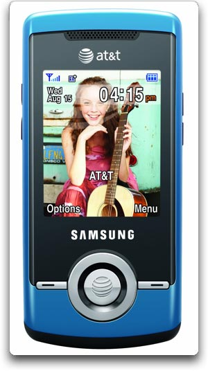 Updating Its Popular A737 Slider Phone Samsung Soars Even Higher With The A777 3G Enabled For ATT In Addition To Sleeker Styling