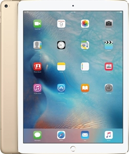 "Wholesale Apple 12.9"" iPad Pro 128GB Wi-Fi + 4G LTE Gold Tablet"