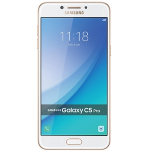 Wholesale Samsung Galaxy C5 Pro C5010 64GB Gold 5.2 Dual Sim Cell Phone