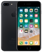 Apple iPhone 7 Plus 32GB Black 4G LTE  Unlocked Cell Phones Factory Refurbished