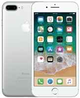 Apple iPhone 7 Plus 32GB SILVER 4G LTE  Unlocked Cell Phones Factory Refurbished