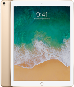 Wholesale Apple 2017 iPad Pro 12.9 64gb WiFi Gold Japan Tablet
