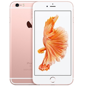 WholeSale Apple Iphone 6S Plus CPO 128GB Pink iOS 9 Mobile Phone