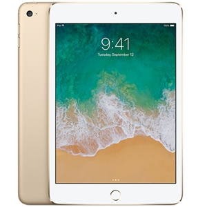 Wholesale Apple iPad mini 4 LTE 128GB Wi-Fi, 7.9in - Gold Tablet