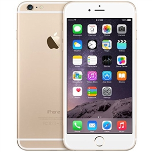 WholeSale Apple iPhone 6 Plus CPO 16GB iOS 8 Gold And Pink Mobile Phone