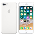 Wholesale Apple iPhone 8 / 7 Silicone Case - White Cell Phone