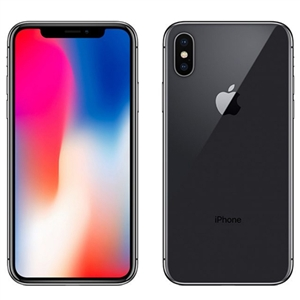 Wholesale Apple iPhone X (256GB) Black Cell Phone