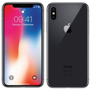 Wholesale Apple iPhone X 64GB (Black) Cell Phone