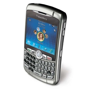 Validating email on blackberry curve