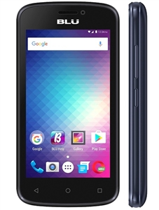 New Blu Advance 4.0M A090U BLUE 4G Cell Phones