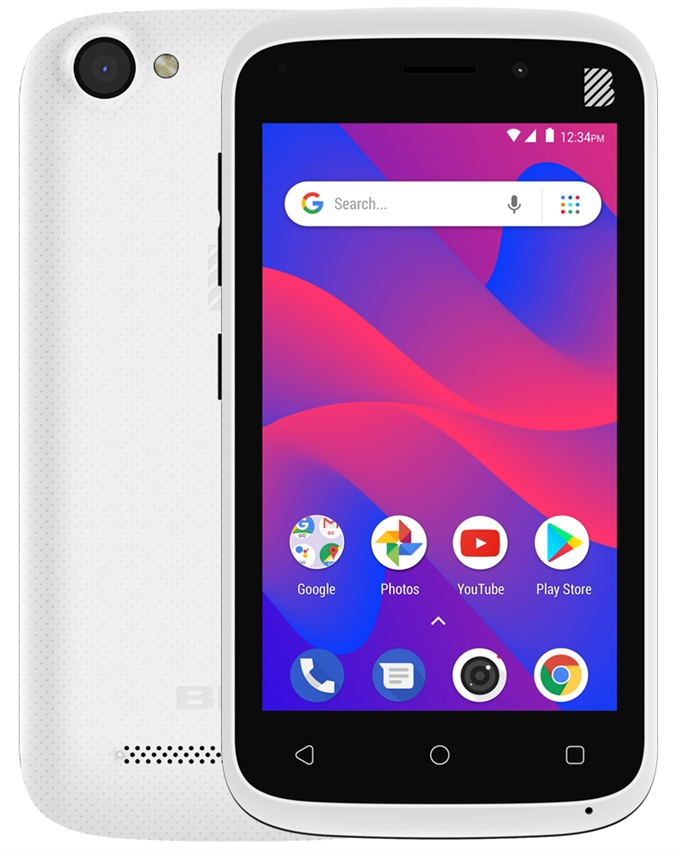 New BLU Advance L4 3G Android Phone Wholesale   White