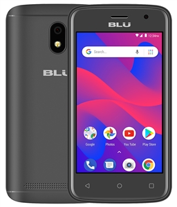 Wholesale Brand New BLU C4 C050U 3G BLACK ANDROID GSM UNLOCKED