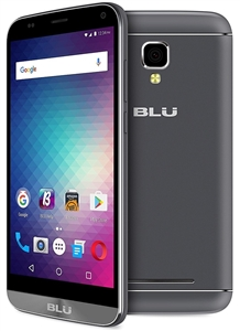Brand New BLU DASH XL D710U GREY 4G Cell Phones