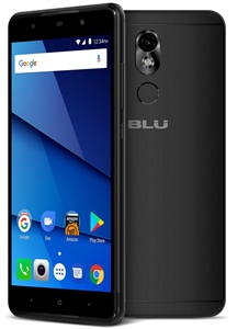 New BLU GRAND 5.5 HD II G210Q 4G BLACK Cell Phones