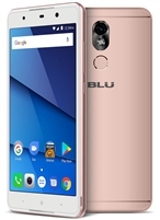 New BLU GRAND 5.5 HD II G210Q 4G ROSE GOLD Cell Phones