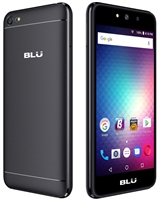 New BLU GRAND ENERGY G130Q 4G BLACK Cell Phones