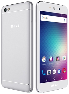New BLU GRAND M G070Q 4G SILVER Cell Phones