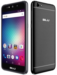 New BLU GRAND MAX G110Q 4G BLACK Cell Phones