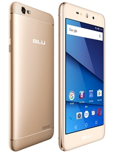 New BLU GRAND XL G150Q 4G GOLD Cell Phones