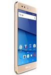 New BLU GRAND XL G0031WW 4G LTE GOLD Cell Phones
