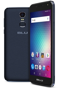 Brand New BLU LIFE MAX L0110UU BLUE 4G-LTE Cell Phones
