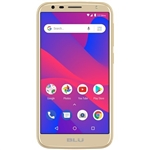 New BLU STUDIO G4 S870Q Gold 4G GSM Cell Phones
