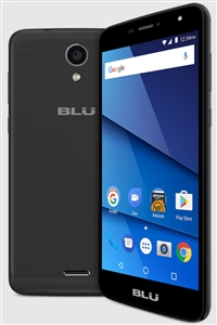 New BLU Studio MEGA 6.0 S610P BLACK 4G Cell Phones