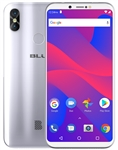 New BLU STUDIO MEGA 2018 S910Q SILVER 3G GSM Cell Phones