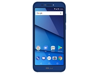 New Blu STUDIO VIEW XL S790Q 4G BLUE Cell Phones