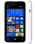 New Blu Win Jr 4.0 W410u White 4g Windows Cell Phones