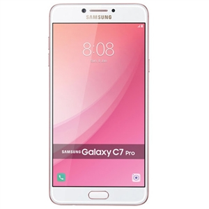 "Wholesale Samsung Galaxy C7 Pro C7010 64GB Pink Gold 5.7"" Cell Phone"