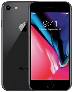 Wholesale APPLE IPHONE 8 GRAY 256GB GSM UNLOCKED Cell Phones
