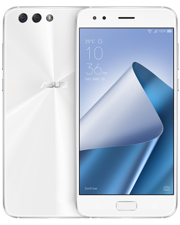 New Asus Zenfone 4 64GB Phone Wholesale | White