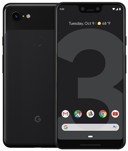 Wholesale New GOOGLE PIXEL 3 XL BLACK 64GB 4G LTE GSM Unlocked Cell Phones