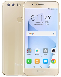 Wholesale HUAWEI HONOR 8 GOLD 32GB 4G LTE GSM UNLOCKED Cell Phones