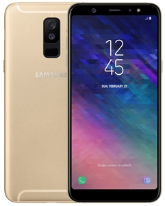 Wholesale New SAMSUNG GALAXY A6 PLUS GOLD 64GB 4G LTE Unlocked Cell Phones