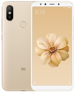 Wholesale Brand New XIAOMI MI A2 GOLD 64GB 4G LTE Unlocked Cell Phones