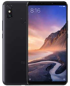 Wholesale New XIAOMI MI MAX 3 BLACK 64GB 4G LTE Unlocked Cell Phones
