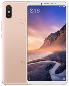 Wholesale New XIAOMI MI MAX 3 GOLD 64GB 4G LTE Unlocked Cell Phones