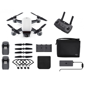 WholeSale DJI Spark Fly More Combo, GPS / GLONASS, 1 to 16' / 0.2 to 5 m Drone