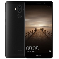 Wholesale Huawei Mate 9 Pro 128GB LON-L29 Dual-Sim Black Cell Phone