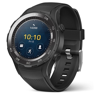 WholeSale Huawei Watch 2 Carbon Black With sport strap Android 4.3 Watch