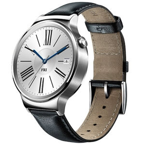 WholeSale Huawei Watch Stainless Steel/Leather black iOS and iPhone compatibility Watch