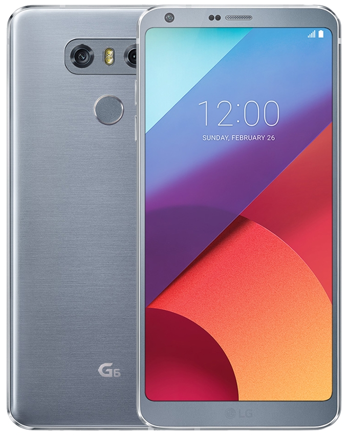 New LG G6 32GB Android Phone Wholesale   SILVER