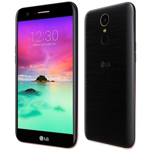"Wholesale LG K10 2017 M250E dual-sim 4G LTE smartphone with 5.3"" display (Black)"