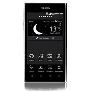 Wholesale LG PRADA P940 - 8GB - Black (Unlocked) Smartphone