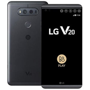 "Wholesale LG V20 H990 Dual Sim - 64GB 5.7"" Unlocked Smartphone - Black"