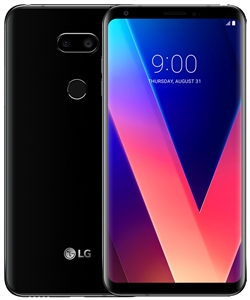 Wholesale NEW LG V30 PLUS BLACK 128GB GSM Unlocked Cell Phones